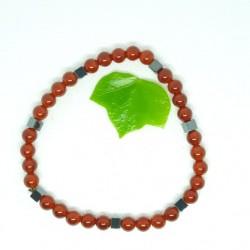 bracelet de FLUORINE, PYRITE et CITRINE